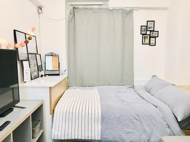 Comfy Apartment,1MIN TO MTR,TIMES SQUARE/SOGO