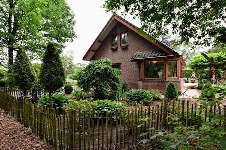 Secluded Holiday Home in Voorthuizen by the Lake