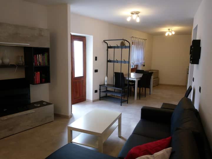 Appartamento semplice e accogliente