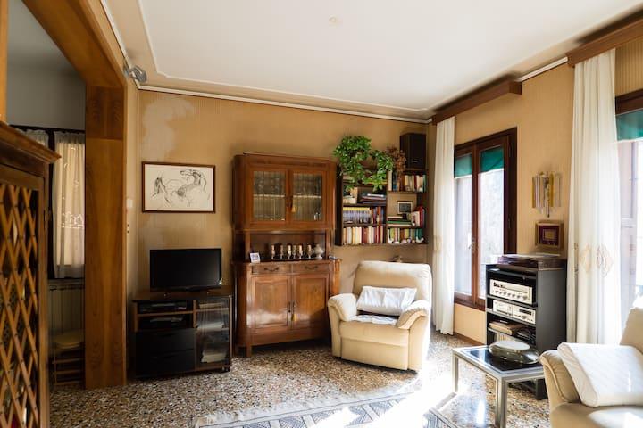 Ancient Venetian style apartment