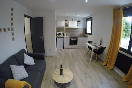 Apartamento nuevo a 8 minutos de carcassonne