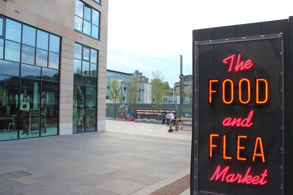 New Waverley Food Court