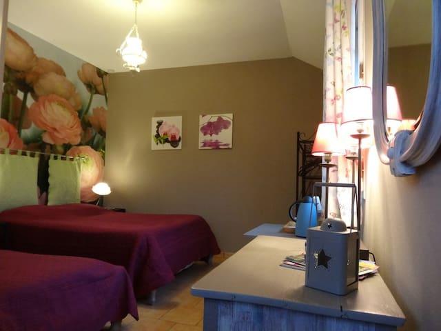 La Florale - Ardres - Bed & Breakfast