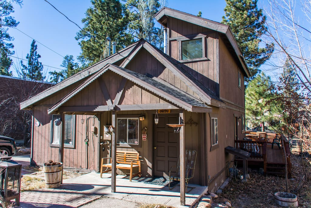 El Osito In Big Bear Lake Ca Houses For Rent In Big