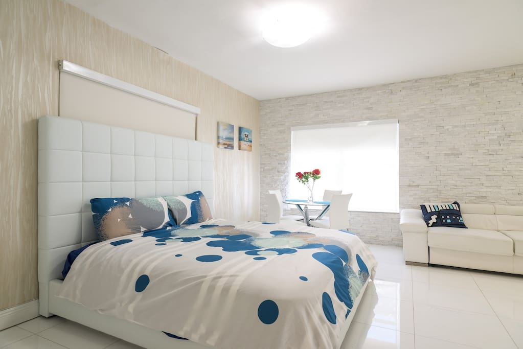 great studio south beach 5 ppl wohnungen zur miete in miami beach florida vereinigte staaten. Black Bedroom Furniture Sets. Home Design Ideas