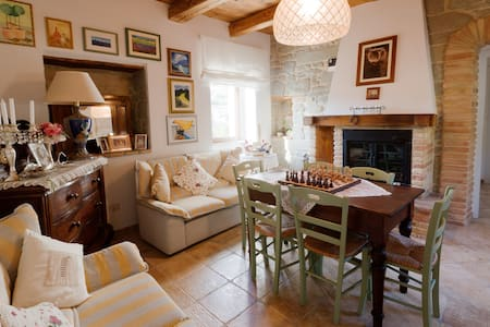 Relaxation and tranquility  - Roccafluvione - Bed & Breakfast