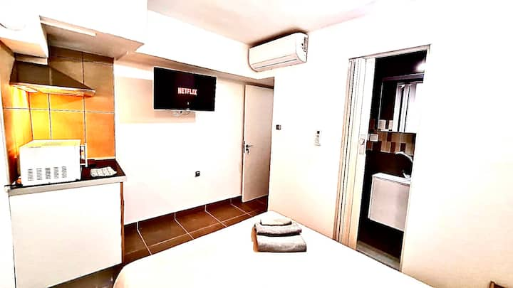 Gran Suite, entrada independiente en bonito piso 3