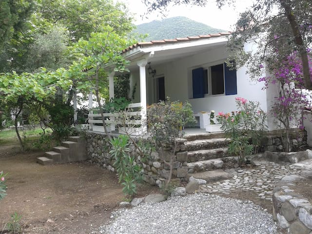 Galinotis, seaside villa for 2 - 4  - Marathias - House