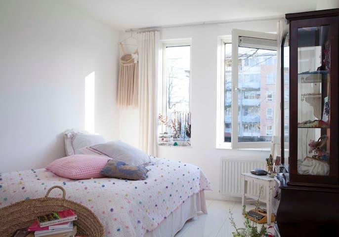 bedroom, bed 140x200
