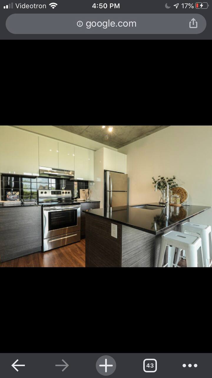 Condo downtown old pOrt Montreal LUXURY