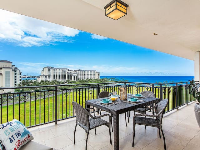 Ko Olina Beach Villas Resort 3Bed 3Bath Ocean View