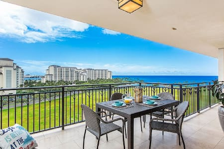 Ko Olina Beach Villas Resort 3Bed 3Bath Ocean View - Kapolei - Villa