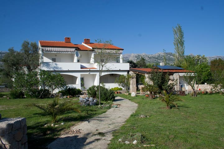 Villa Punta - Seline - บ้าน
