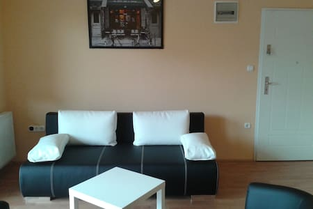 Awesome location for 4/5 people - Harkány - Apartamento