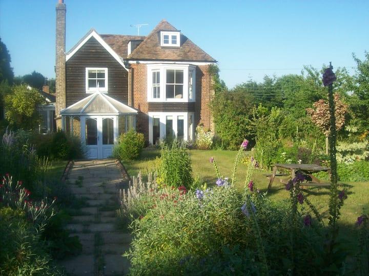 Ensuite room, Cerne House, Nonington, Canterbury