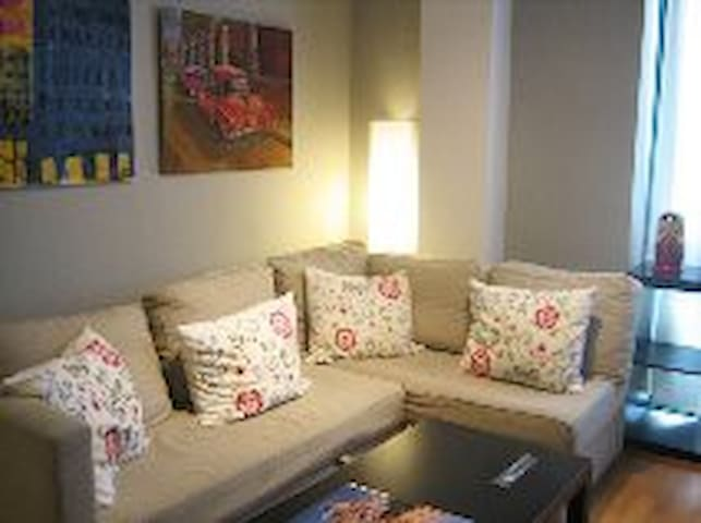 Barajas Madrid apartamento pareja
