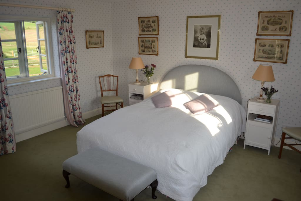 Double spare room