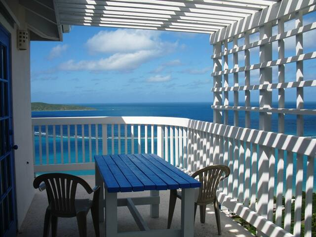 Private Bed/Bath with best views - Christiansted - House