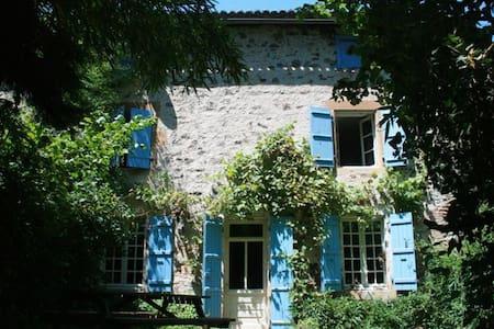 De Boerderijwoning - Saint-Germain-de-Confolens - Lakás