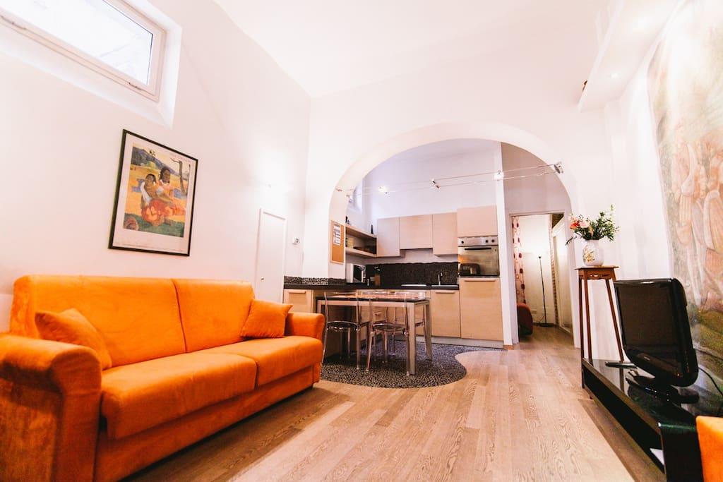 Rooms In Trastevere Rome For Rent