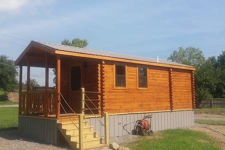Log Cabin #1 @ The Silverlaken Estate