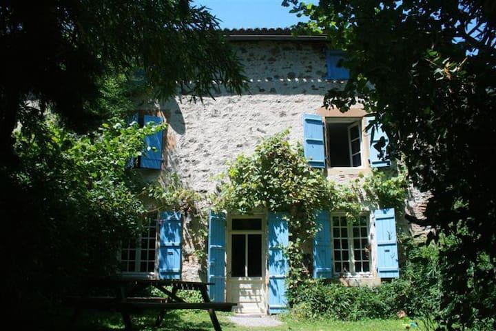 Gite De la Bonne - ruim en stijlvol - Saint-Germain-de-Confolens - House