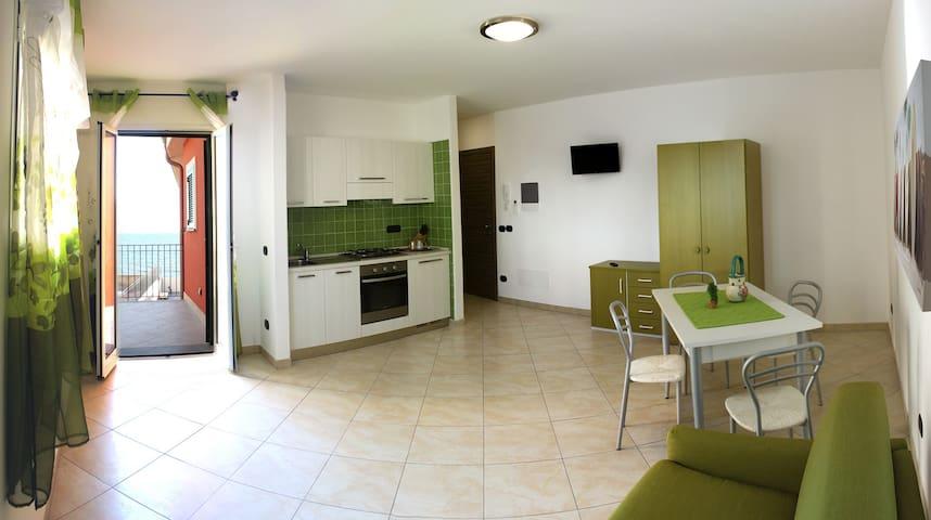 CHERY apt verde - Riva Ligure - Квартира