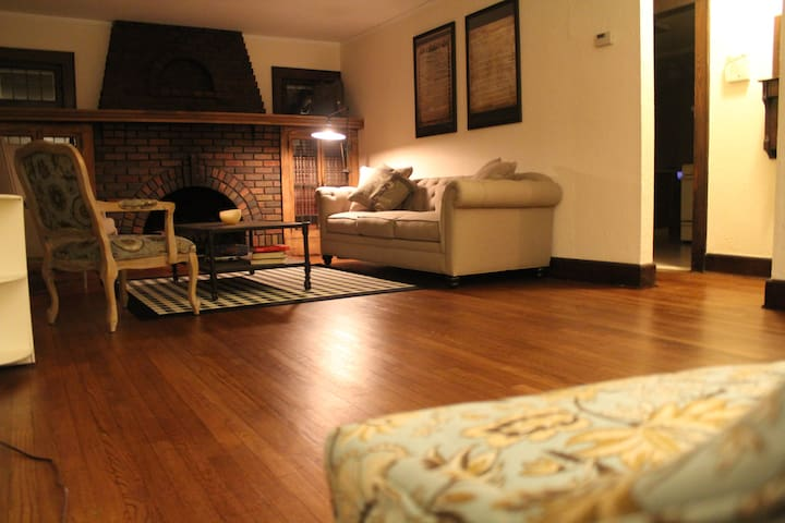 Super Bowl Rental - 3 Bedroom House - Glen Ridge - Dom