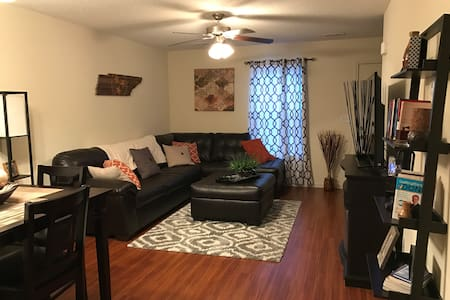 Awesome 2br Condo, in the heart of it all! - Johnson City - Apartmen