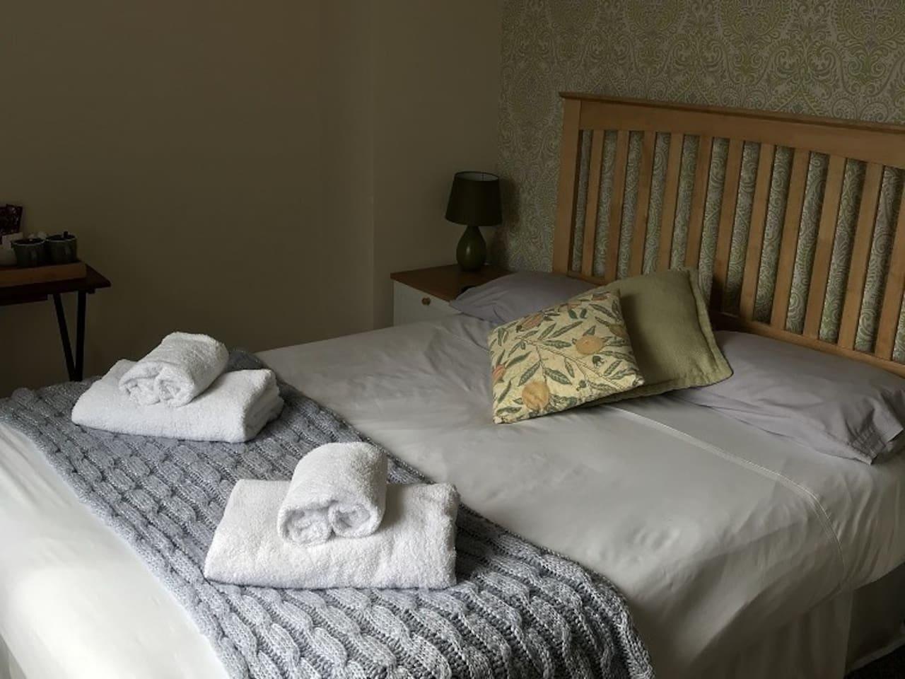 Earl Grey Bedroom