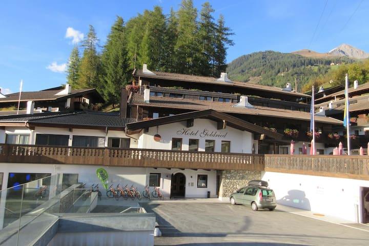 Apartamento de lujo en Matrei en Osttirol con sauna