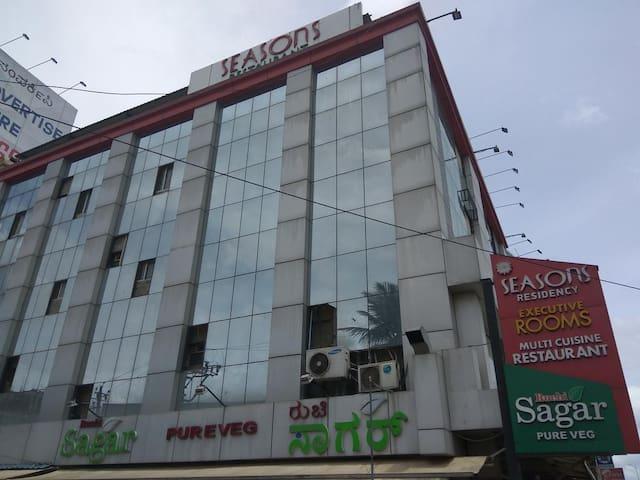 Seasons Residency - Bengaluru - Hotel butik