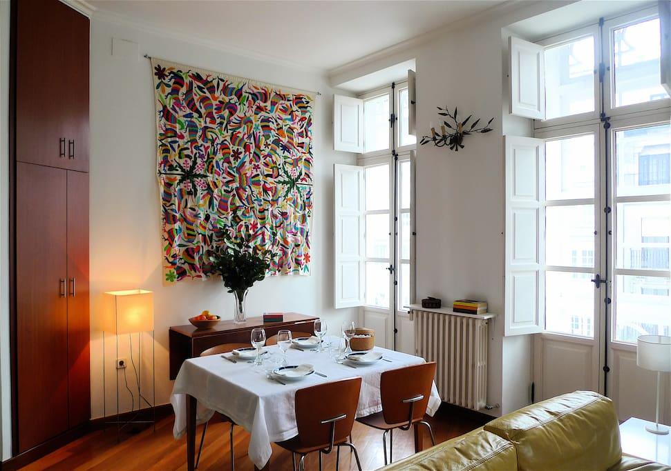 Apartamento en casco antiguo apartamentos en alquiler en santiago de compostela galicia espa a - Apartamento santiago de compostela ...