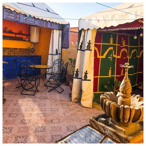 Dar Esperanzah/ Your Medina Home in Kasbah
