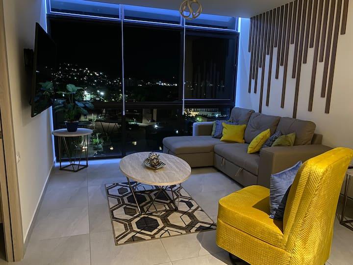 Beautiful & Modern Apartment in Colonia Escalón