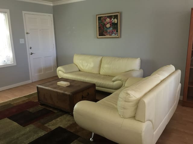 SF Peninsula bright cozy unit, close to Oracle HQ - Belmont - Stadswoning