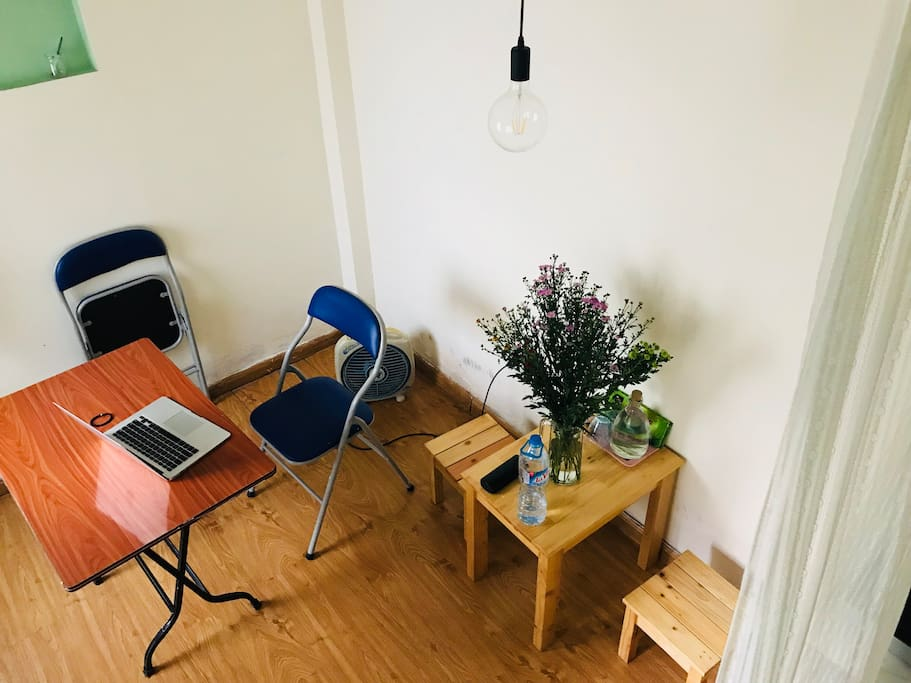 Flexible working space