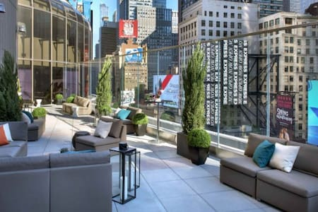 Top 20 Times Square Theatre District New York Accommodation Holiday Rentals