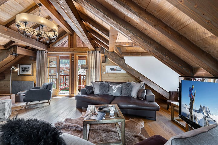 Cosy apartment close the ski slopes