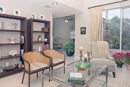 Room available in W. Pembroke Pines - Pembroke Pines - Casa