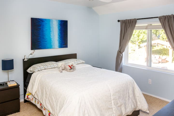 Luxurious Private Room in Upland - Upland - Casa