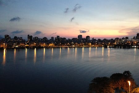 Lagoa Belíssima! - Rio de Janeiro
