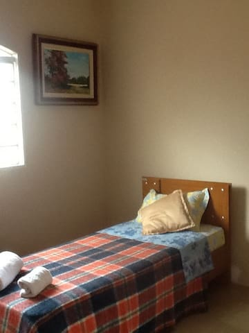 Suite in Santa Felicidade - (house 2 room 1) gas