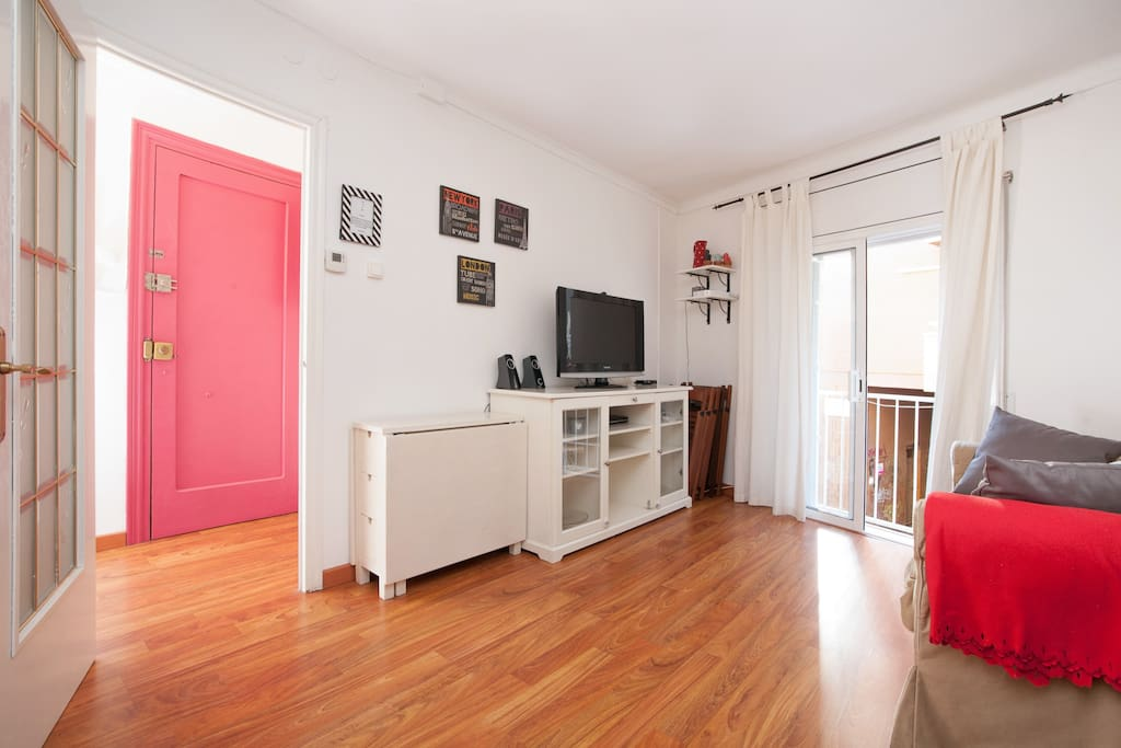 Entire park g ell area apt great for families for Appartamenti barcellona affitto annuale