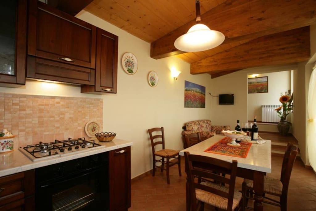 Holiday homes Toscany