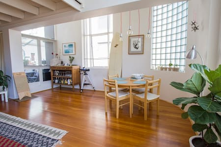 10 minute walk to the city - Woolloomooloo - Wohnung
