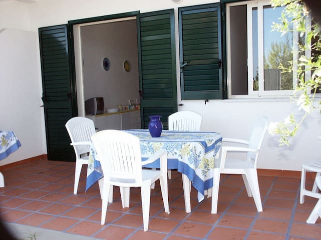 Apartment by the seaside with pool Gioiosa Marea