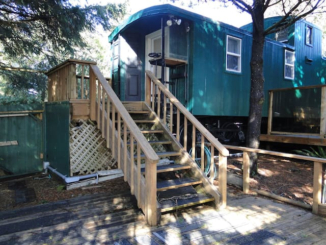 A Beach Caboose - Ocean City - House