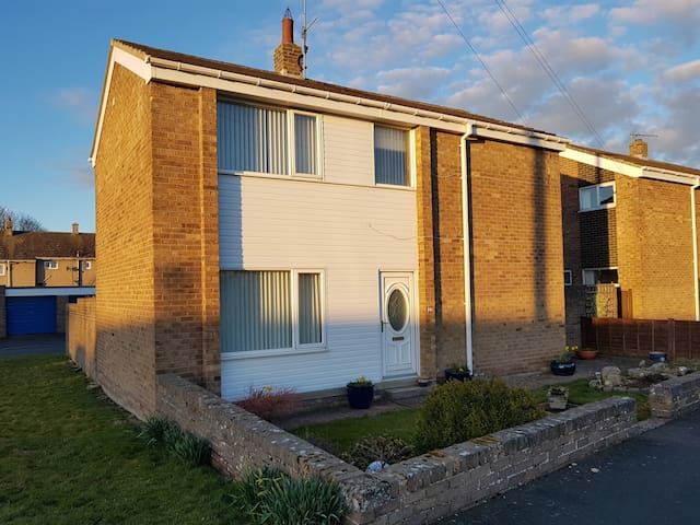 3 Bed House near Hadrians Wall and Hexham
