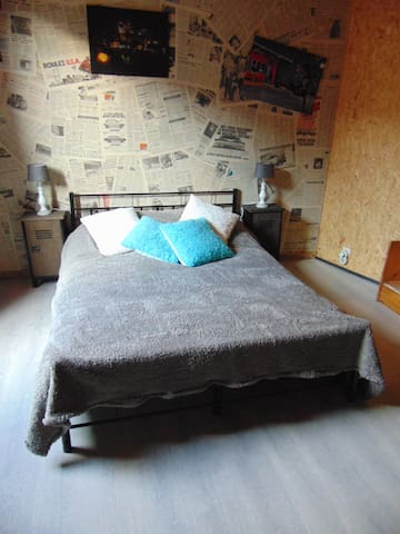 Studio Wandre - Liège - Lägenhet